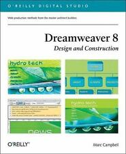 Dreamweaver 8 Design and Construction (O'Reilly Digital Studio) Campbell, Marc