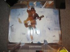 """AC/DC - Blow Up Your Video Promo Poster, 24"""" x 24"""" (1988 Atlantic)"""