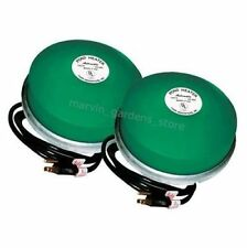 2 PACK FARM INNOVATORS ICE CHASER FLOATING POND DE ICER 1250 WATTS P-418