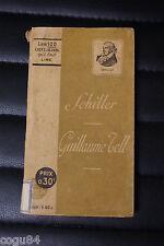 Guillaume Tell - Schiller - edizione Nilsson - teatro
