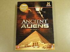 3-DISC DVD BOX / ANCIENT ALIENS - SEIZOEN 1