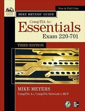 Mike Meyers' CompTIA A+ Guide: Essentials, Exam 220-701 [With CDROM] (Mike Meye