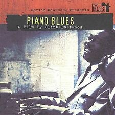 Martin Scorsese Presents the Blues: Piano Blues by Original Soundtrack (CD, Sep-