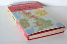 THE ISLE OF WIGHT WARD LOCK'S RED GUIDE  25° EDIZIONE - LIBRO VINTAGE INGLESE