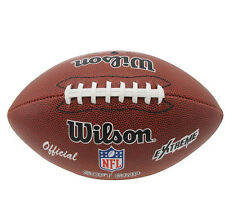 Wilson NFL eXtreme Soft Grip American Football Official afvd Super Bowl nuevo