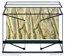 "Exo Terra Natural Terrarium Advanced Reptile Habitat Large Tall 36"" x 18"" x 24"""