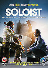 The Soloist  DVD Jamie Foxx, Robert Downey Jr.
