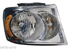 New Replacement Headlight Assembly RH / FOR 2007-09 DODGE DURANGO