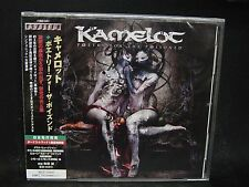 KAMELOT Poetry For The Poisoned + 1 JAPAN CD Firewind Ozzy Avantasia Savatage