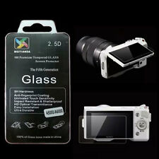 Tempered Glass Film Screen Protector for Sony Alpha a6000 A5000 A5100 NEX-5 6 7
