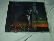 BOB CULBERTSON Cafe San Francisco CD Private Jazz Chapman STick Instrumental