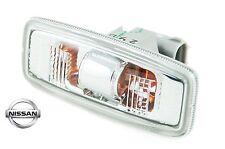 NISSAN Genuine Murano z50 lato indicatore ripetitore Lampeggiante Lampada Lente a 26160ew00a