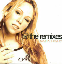 "Mariah Carey - THE REMIXES - Double CD © 2003 (12""Mixes: Emotions,Honey,Fantasy"