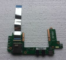 Asus Eee PC 1201HA 1201HAB USB Audio Reader IO Board + Cable 60-OA1RIO2000-A02
