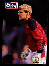 ANDY goram RANGERS # 51 Pro Set SCOTLAND 1991 CALCIO commercio CARD (C360)
