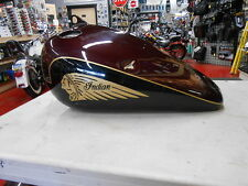 INDIAN ROADMASTER LEFT SIDE FUEL TANK 2003 (DAMAGED-REPAIRABLE)