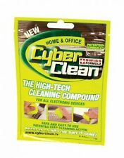 Cyber Clean Gel Lemon Fragrance Home & Office 75g Bag