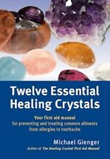 Twelve Essential Healing Crystals by Michael Gienger NEW