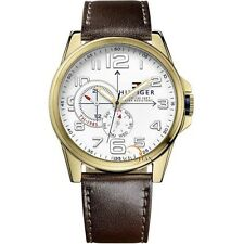 New $175 Tommy Hilfiger Frederick Men's Quartz Watch 1791003