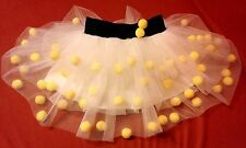 Tutu skirt Dancewear Girl Tulle Rock Ballerina 4-6 years
