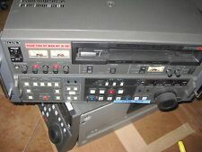 Sony PVW-2800P PAL  Beta SP Recorder/ Player w PAL