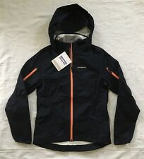 NEW PATAGONIA Storm Racer Jacket Women's XS Navy Slim Fit Waterproof MSRP: $279
