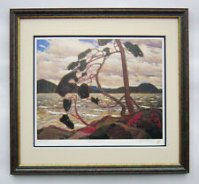 "Group of Seven, Tom Thomson ""The West Wind"" Limited Edition framed Print"