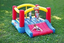Play Bounce House Structure Child Kids Boys Girls Home Toys Christmas Gift