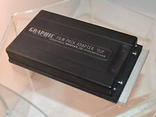 Graflex Graphic Film Pack Adapter 2-1/4 x 3-1/4 #1232 - NEW OLD STOCK
