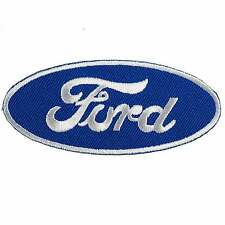 Ford Motor Sport Car Racing Embroidered Iron on Patch Buy 1 get 1 free