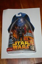 Clone Pilot Black Suit-Star Wars Revenge of the Sith-MOC-Resembles TIE Pilot
