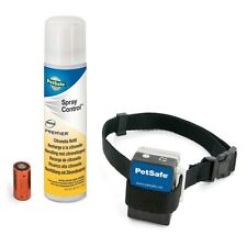 Petsafe Premier Spraysense Anti Bark Citronella Spray Dog Collar  SNSBKC