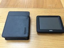Genuine Garmin Sat NAV display screen for MINI with pouch