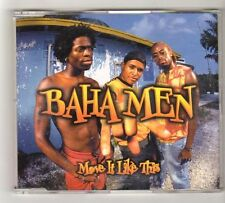(FZ885) Baha Men, Move It Like This - 2002 DJ CD