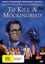 TO KILL A MOCKINGBIRD - ALL TIME CLASSIC- NEW & SEALED DVD
