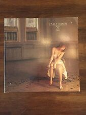 Carly Simon Boys in the Trees Album 1978 Orig Sleeve with lyrics great pics