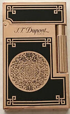 S.T. Dupont Limited Edition Ligne 2 Travel In Time Lighter, Alhambra 16988 NIB