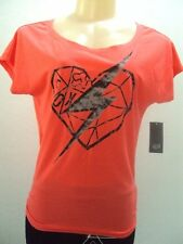 FOX RACING SASSY WEDGE SS TOP TEE SHIRT CAMI size SMALL 10-175