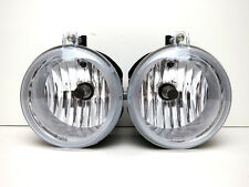 Jeep~Patriot~Compass~Chrysler~Sebring~Pacifica~Fog~Light~Lamp~Clear~Replacement~