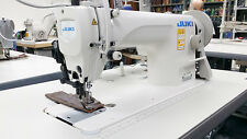 JUKI DU-1181N Top and Bottom Feed Leather and Upholstery Sewing Machine w/ Servo