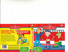 Caillou-Skating Lessons-1997/2006-TV Series Canada-DVD