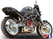 POT D'ECHAPPEMENT LIGNE QD EXHAUST EX-BOX DUCATI MONSTER 900 1998-