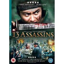 13 ASSASSINS [DVD 2011] Kôji Yakusho, Takayuki Yamada, Yûsuke Iseya. REGION 2***