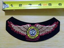 HOG 1998 Harley Davidson Owners Group PATCH chapter Rocker FLHTCU flhr FLSTC fxr