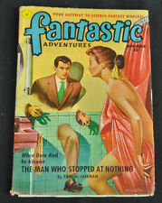FANTASTIC ADVENTURES VOL 13 #11 FINE-THE MAN WHO STOPPED AT NOTHING!
