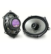 "JL AUDIO C2-570X +2YR WRNTY 5X7"" 6X8"" 200W FULL RANGE CAR C2 STEREO SPEAKERS SET"