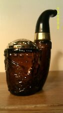 VINTAGE 1974  AVON AMERICAN EAGLE PIPE DECANTER-EMPTY -  NO  BOX-FREE SHIPPING