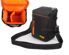 Shoulder Waist Camera Case Bag For NIKON COOLPIX DL24-85 B500 B700