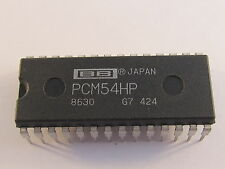 PCM54HP Burr Brown Monolithic 16-Bit D/A Converter