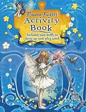 Flower Fairies Activity Book by Cicely Mary Barker c2010 NEW Paperback